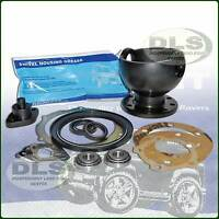 LAND ROVER DISCOVERY 1 COMPLETE SWIVEL HOUSING REPAIR KIT`93 on (non ABS)