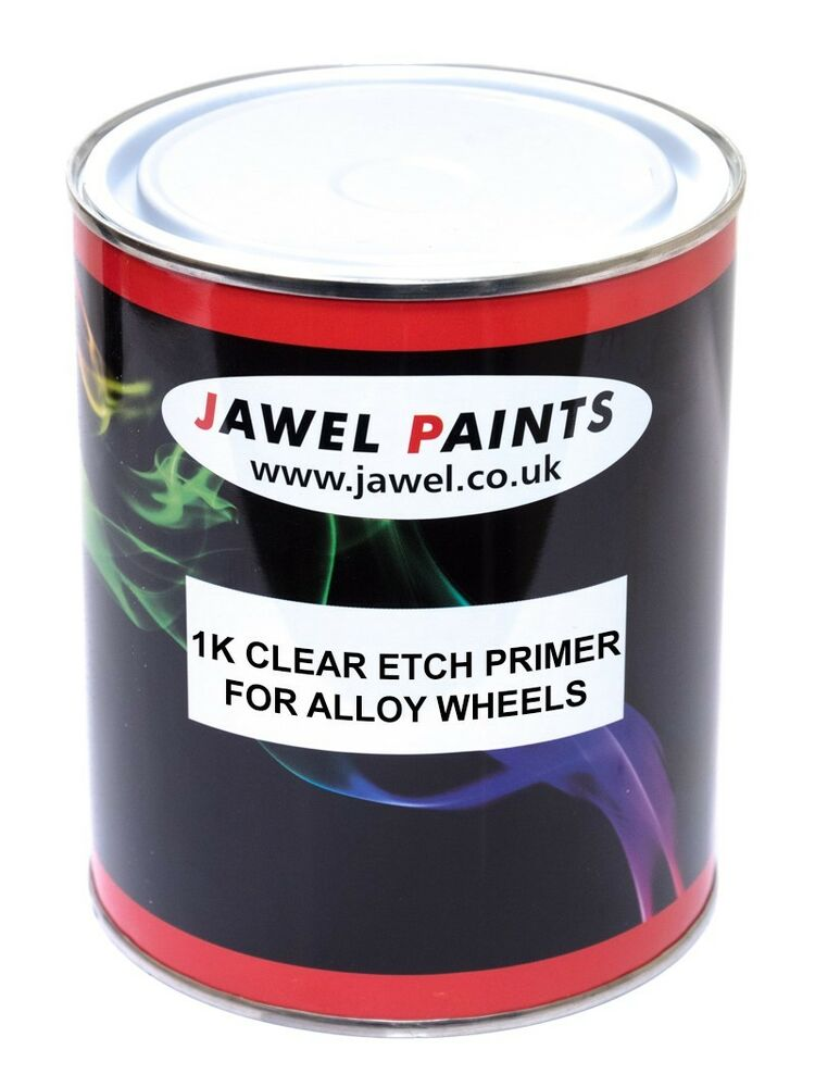 car paint etch primer for alloy wheels clear ready for use