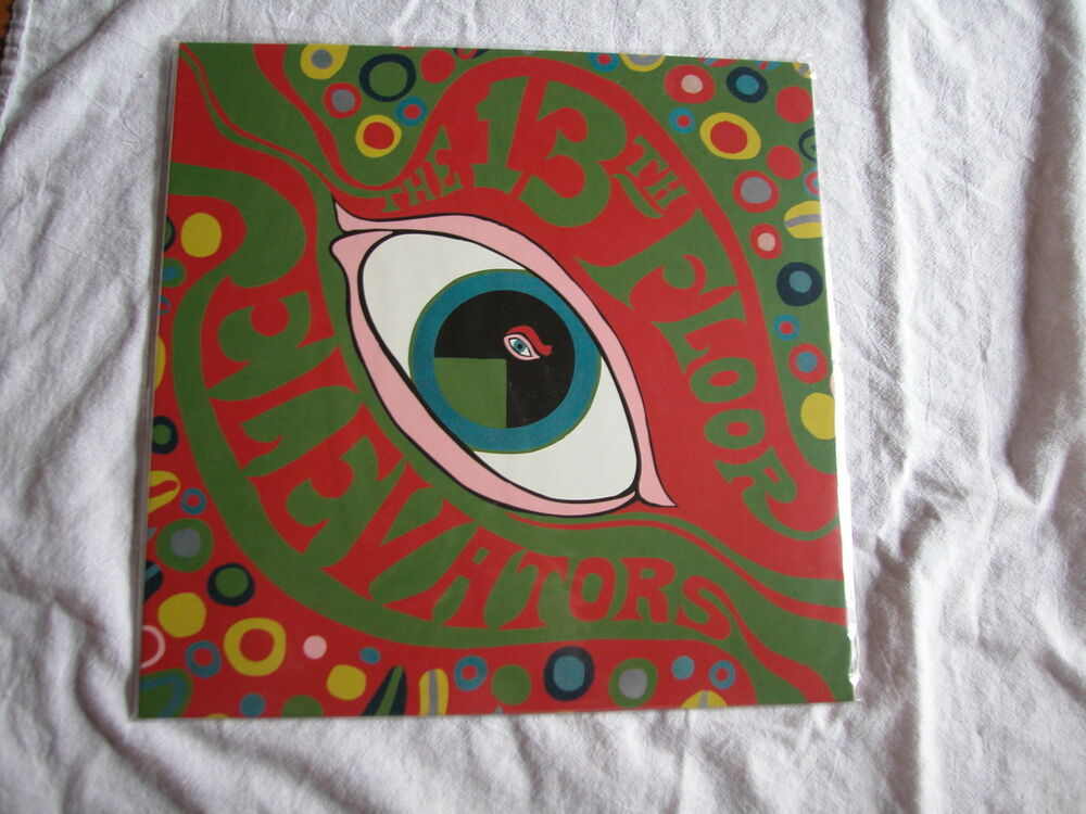 13th Floor Elevators Psychedelic Sounds New Mint Mono Get