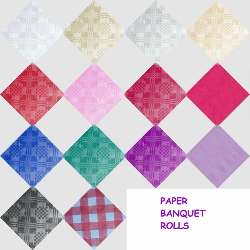 Coloured Rolling Papers Paper Banquet Roll 14