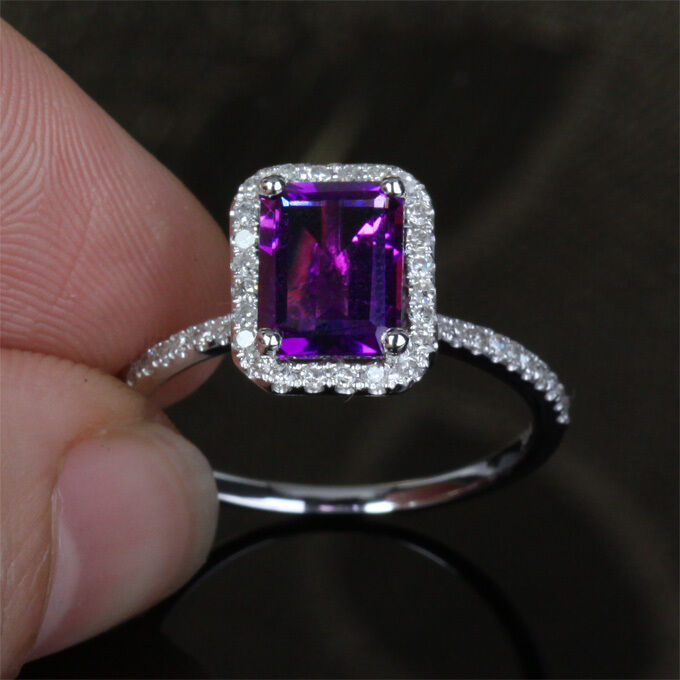 6x8mm Emerald Cut Amethyst 14k White Gold Pave 29c. Small Diamond Necklace. Fingerprint Engagement Rings. Ipad Watches. Warehouse Pendant. Gold Ring Mens Wedding Band. 10k Rings. Gold Jewelry Bracelet. Triple Moon Pendant
