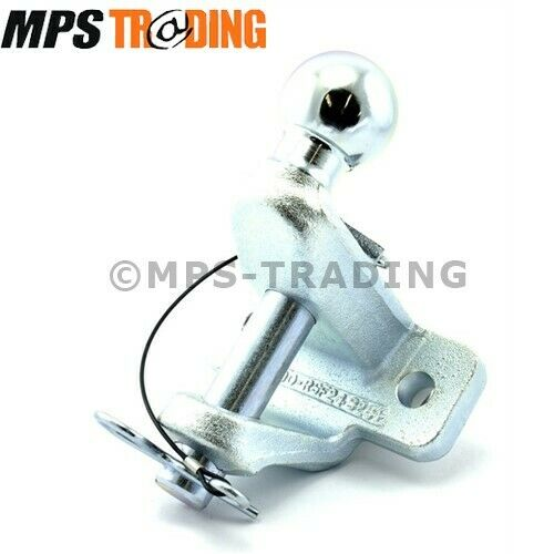 LAND ROVER DEFENDER 90 110 130 50mm JAW BALL & PIN TOW