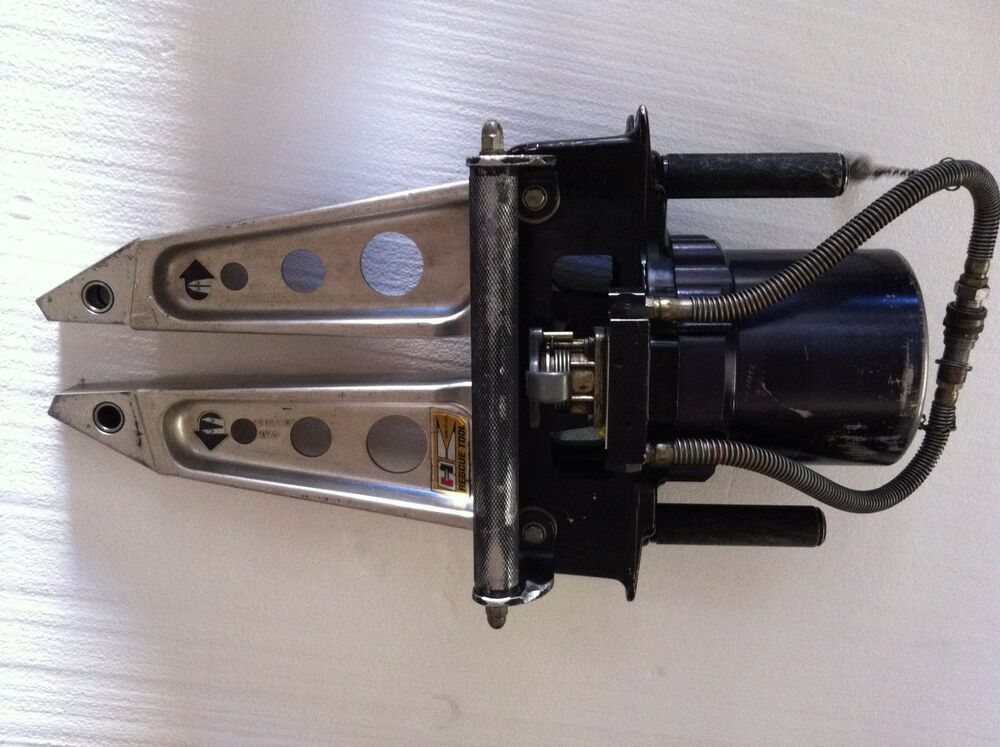 Hydraulic Spreader Jaws Of Life : Hurst jaws of life rescue spreader hydraulic nice