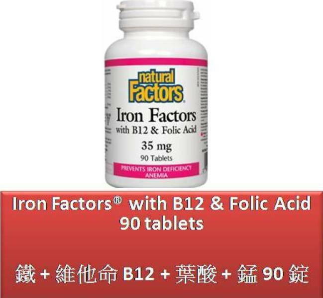 folic acid and iron relationship