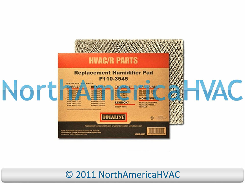 Carrier Bryant Payne Totaline #35 Humidifier Water Panel ...