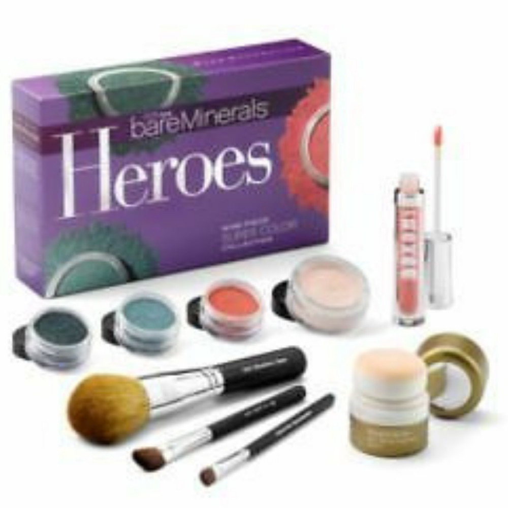 Bare Escentuals Id Bareminerals Heroes Collection Kit Ebay