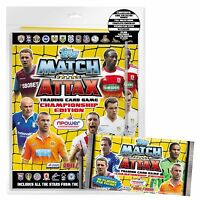 Match Attax Championship 11/12 Man of the Match Cards