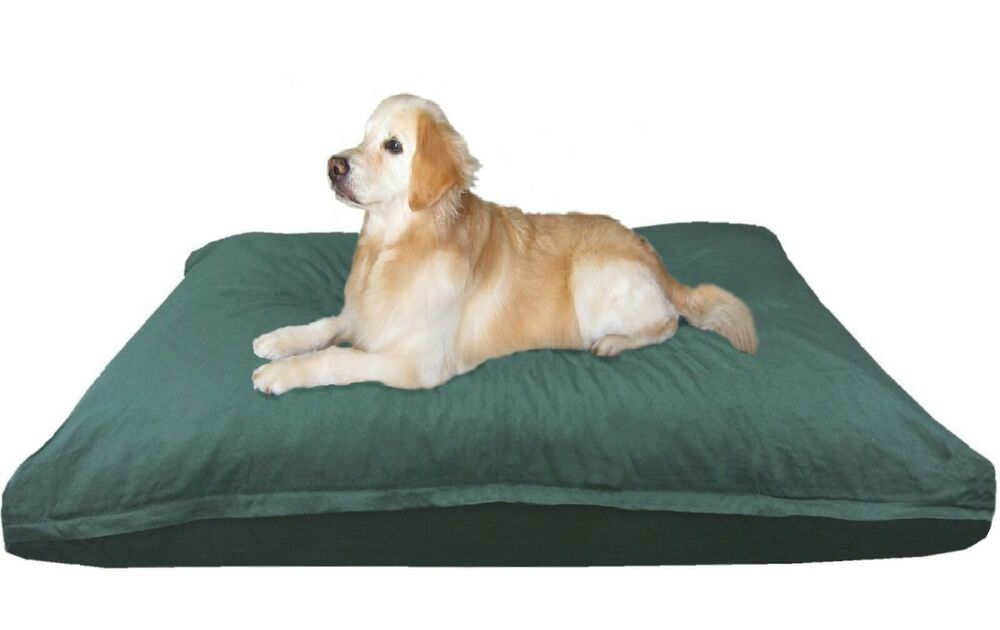 50jb Jumbo Extra Large Mix Memory Foam Pet Dog Bed Pillow