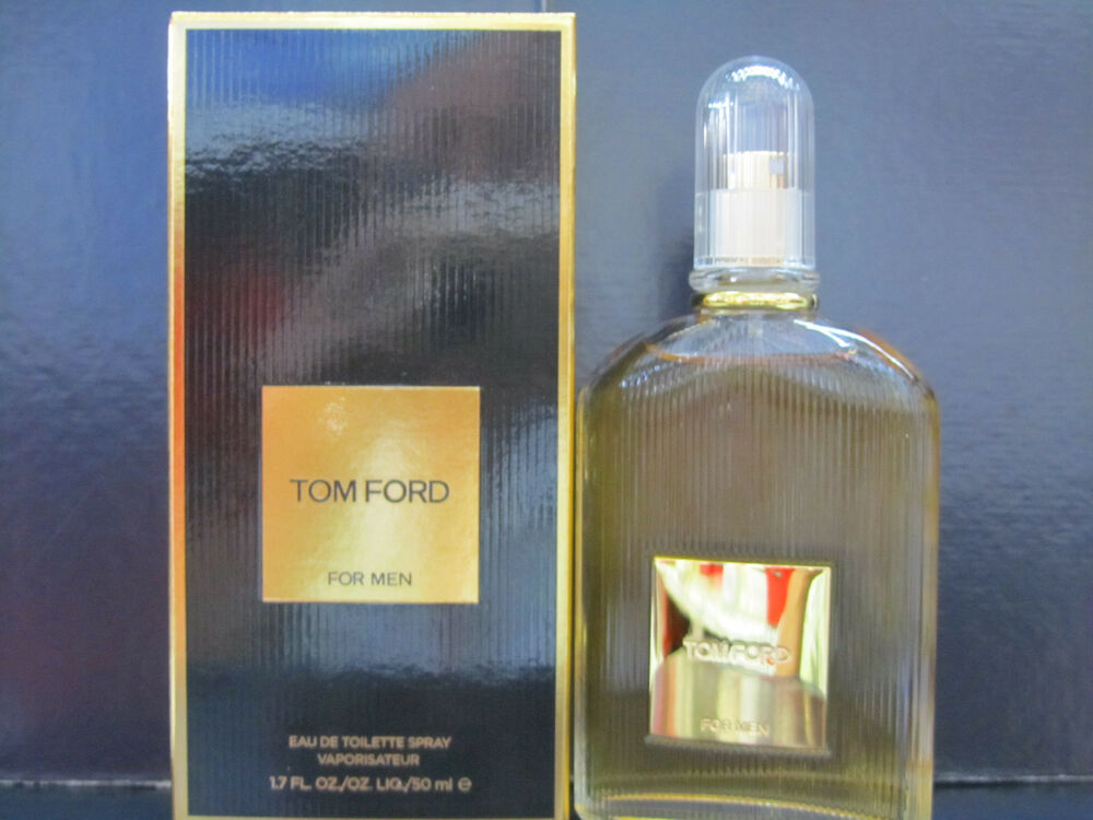 tom ford by tom ford men cologne 1 7 oz eau de toilette spray sealed. Cars Review. Best American Auto & Cars Review