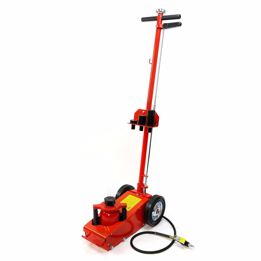 22 Ton Air Hydraulic Floor Jack Truck Power Lift Auto ...