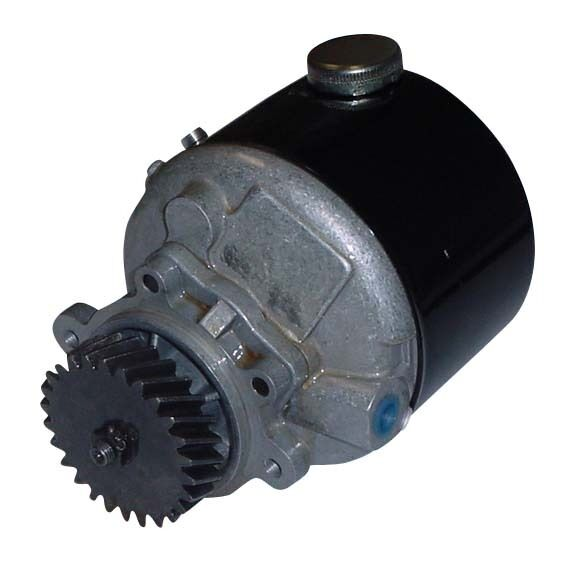 7600 Ford Tractor Parts List : Power steering pump ford tractors