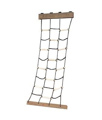 how to make a rope ladder without wood