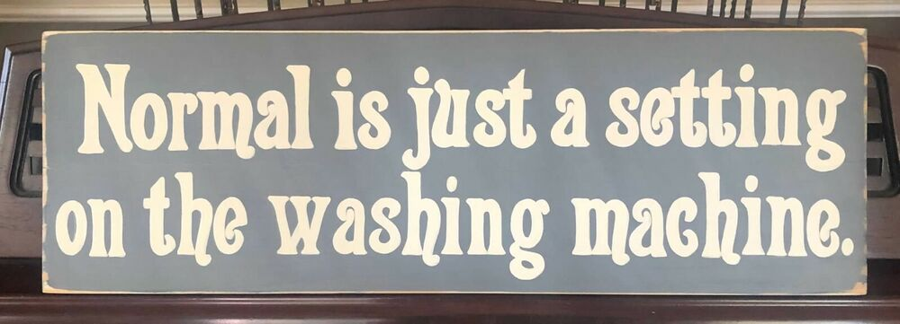 Laundry Room Decor Signs Funny