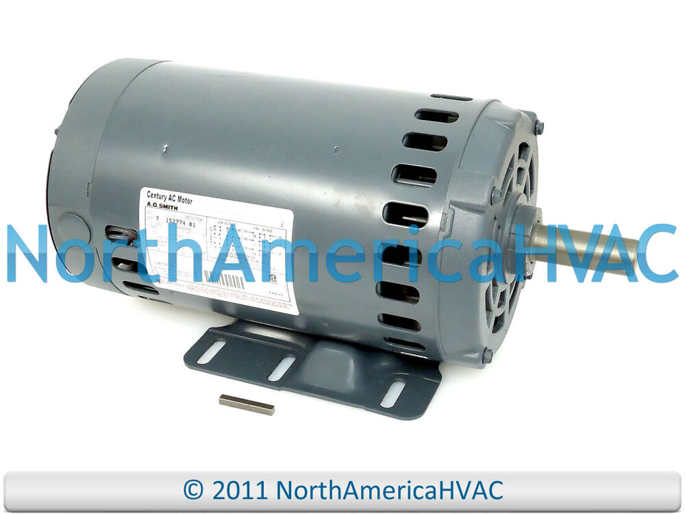 Oem carrier bryant payne a o smith 3 hp 3pha blower motor for What is a motor carrier