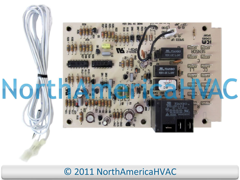 Evcon coleman heat pump defrost control board 9218 374 for How to defrost windshield without heat