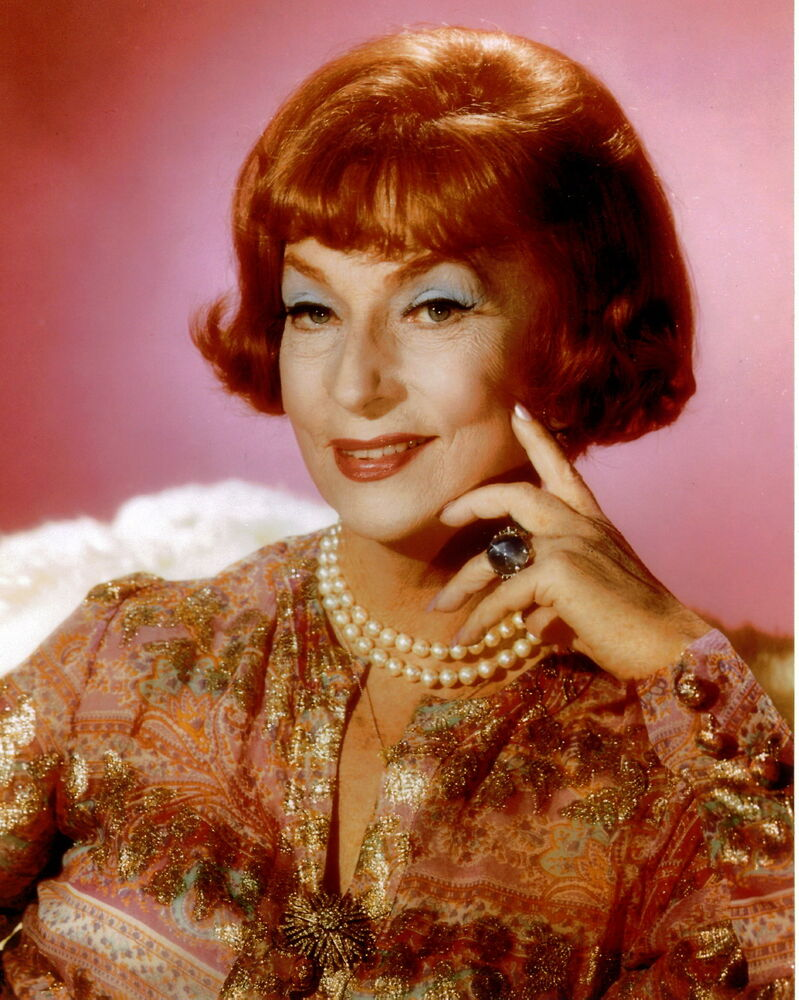Agnes Moorehead ENDORA BEWITCHED 8x10 glossy photo PICTURE RARE ACTRESS PHOTO | eBay
