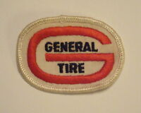 Vintage GENERAL TIRE Car Truck Service Uniform Embroidered PATCH