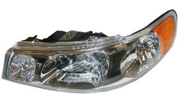 new replacement headlight assembly lh for 1998 02 lincoln town car ebay. Black Bedroom Furniture Sets. Home Design Ideas