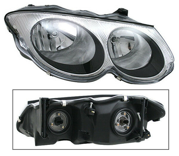 New replacement headlight assembly rh for 1999 04 for 1999 chrysler 300m window problems