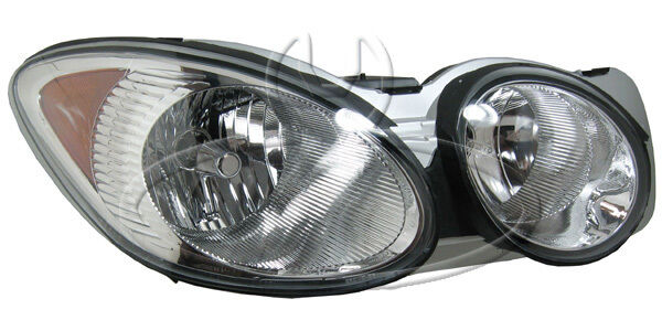 new replacement headlight assembly rh for 2006 07 buick. Black Bedroom Furniture Sets. Home Design Ideas