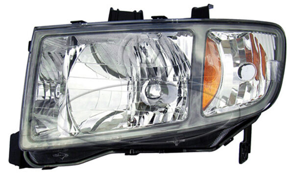 New Replacement Headlight Assembly Lh    For 2006
