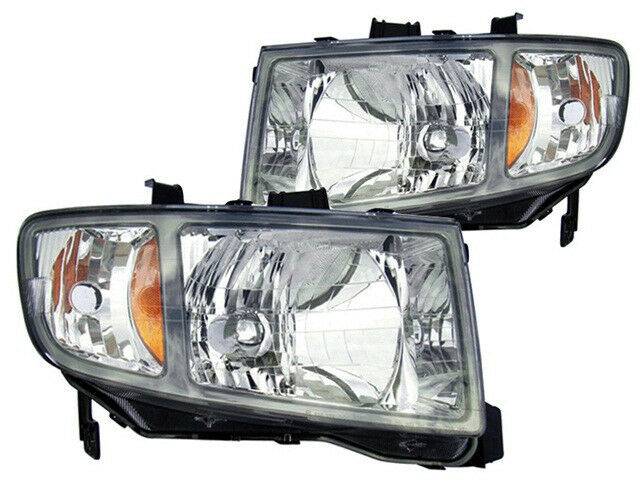 New Replacement Headlight Assembly Pair    For 2006