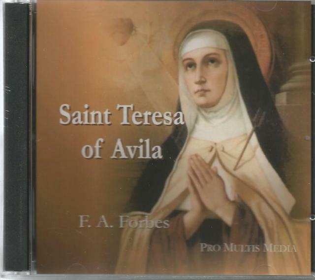 Saint Teresa Of Avila Ebay