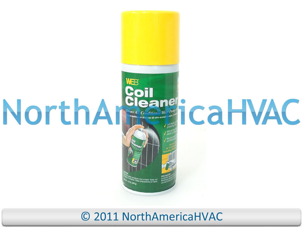 ac coil cleaner. a/c air conditioner a-coil evaporator condenser foam coil cleaner- no rinse 14oz | ebay ac cleaner p