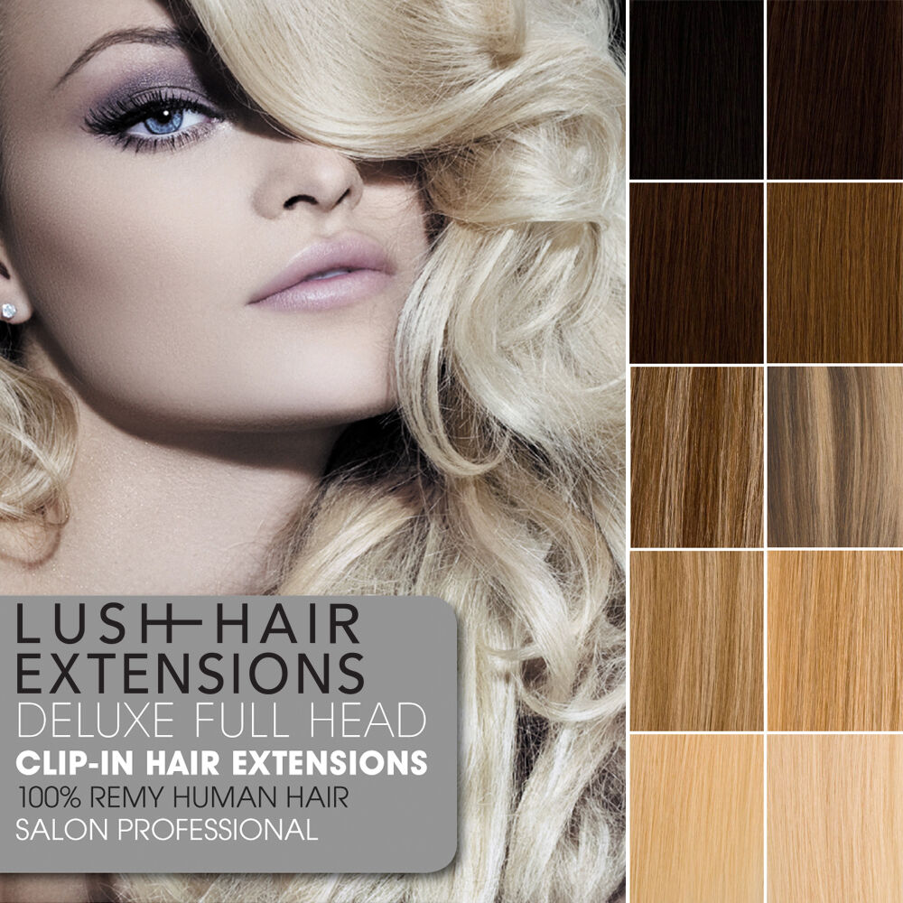 Lush Locks Remy Hair Extensions 119