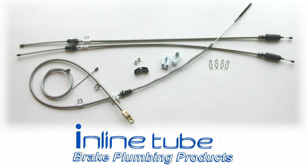 Brake Lines For Chevy Trucks : Chevy truck wd coil shortbed brake cable