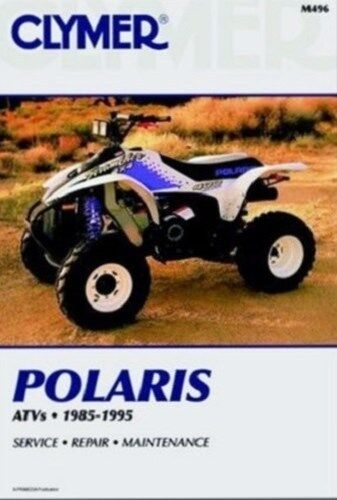 Clymer Service Repair Manual Polaris Xplorer 300 400l 6x6 1995  400 4x4 95
