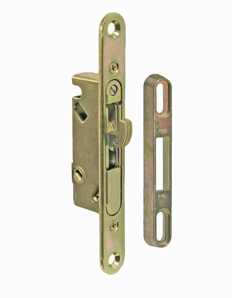 Replacement sliding glass patio door mortise lock and for Sliding patio door replacement