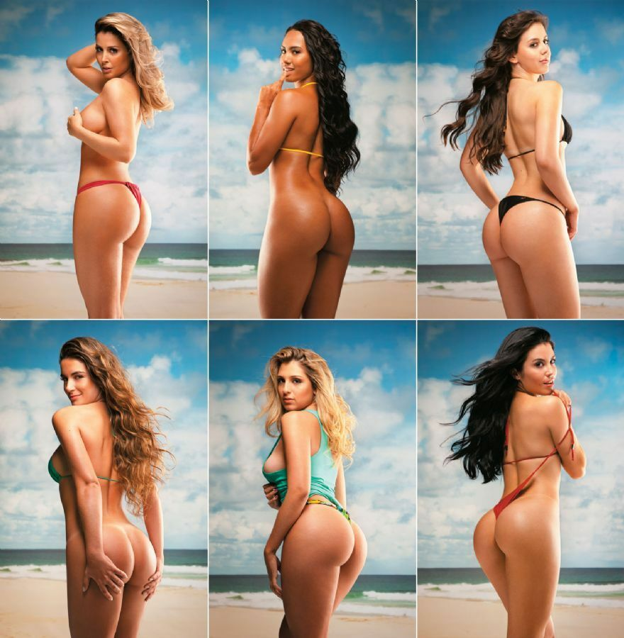 Hot Butt Contest 43