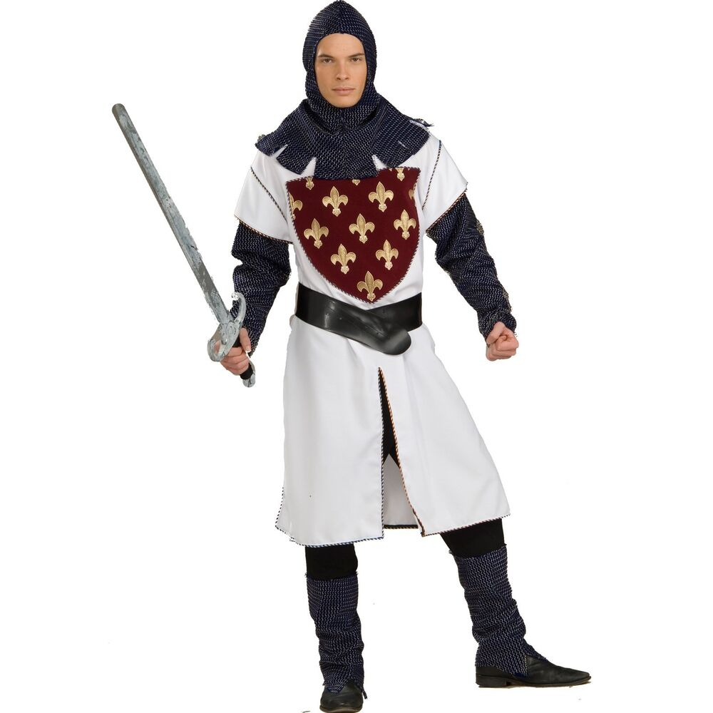 in character costumes adult dark medieval knight costume