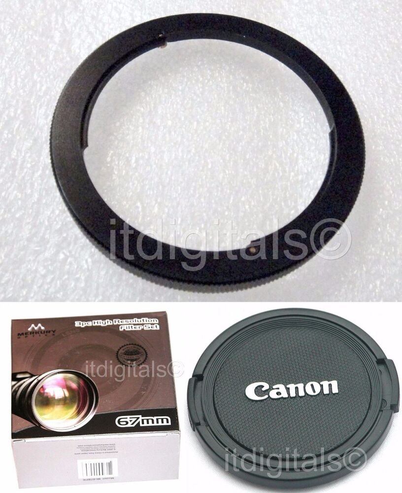 Adapter Ring For Canon Sx  Hs
