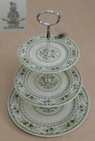"Royal Doulton ""Provencal"" THREE TIER CAKE STAND"