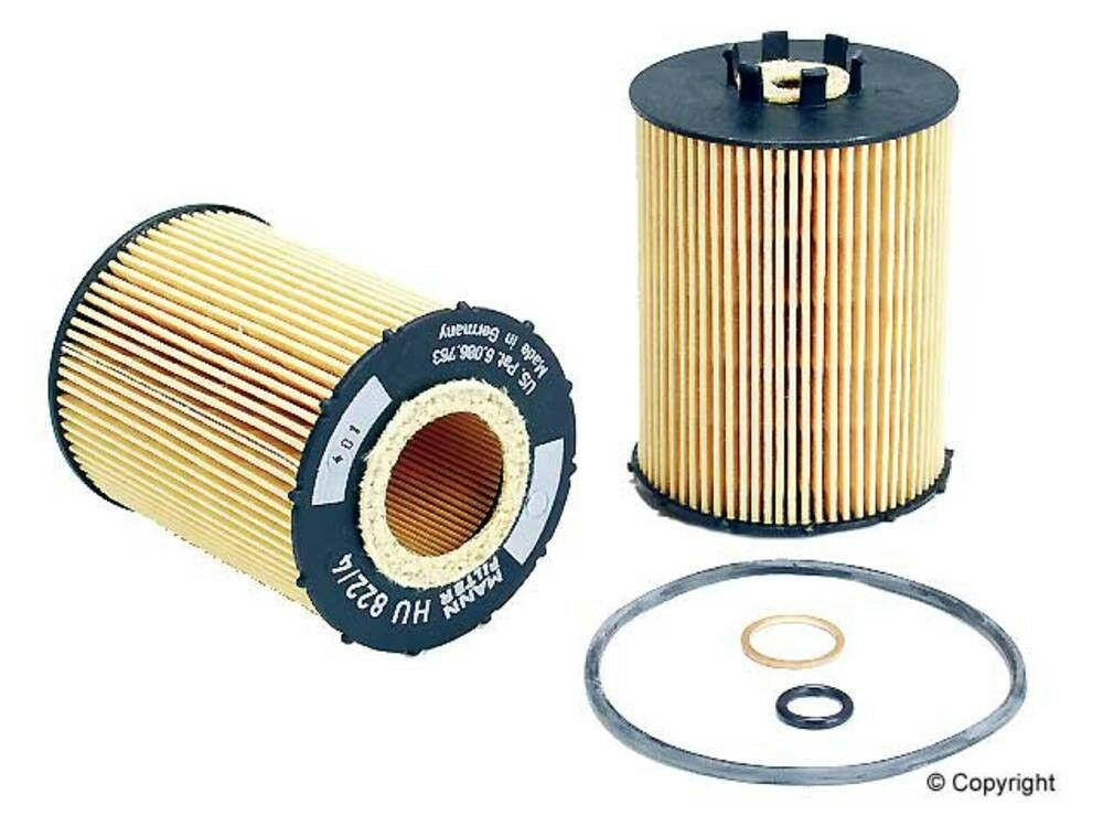 Bmw Mann Engine Oil Filter 550i 750i 750li 760i 760li X5