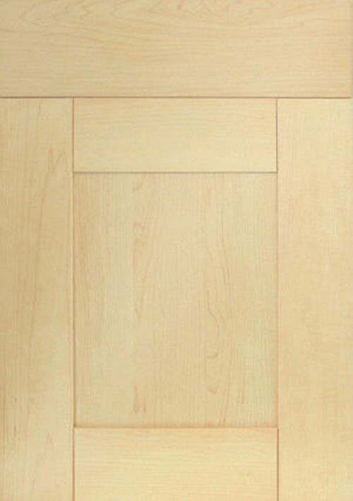 Second Nature Baltic Maple Solid Kitchen Doors Drawer