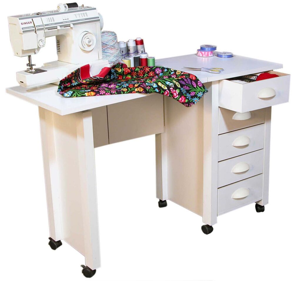 ebay sewing machine tables