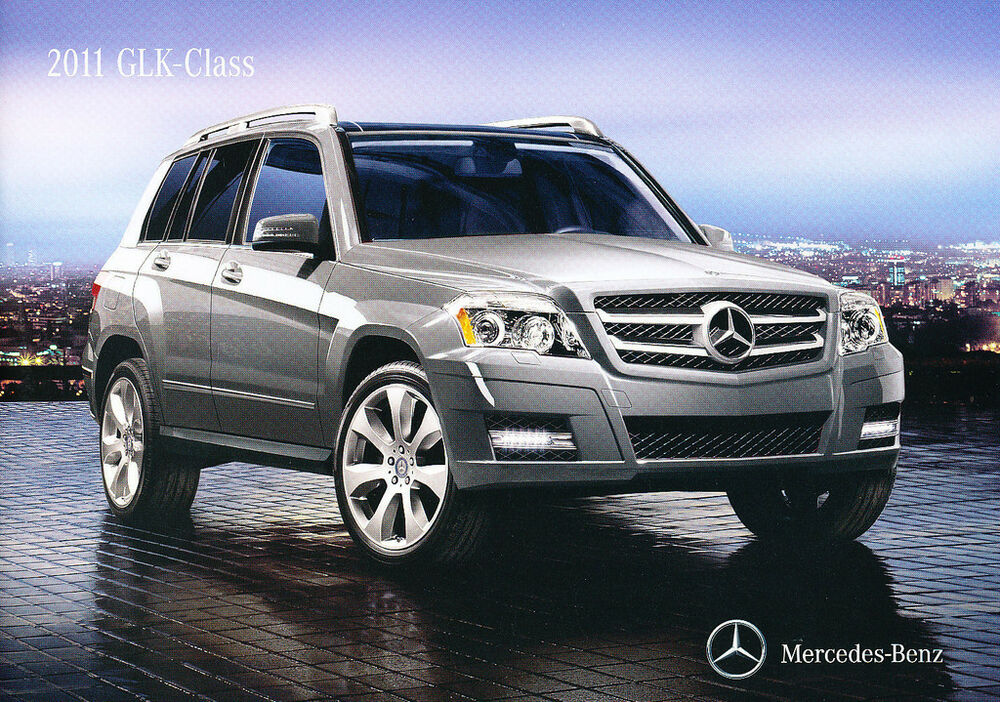 2011 mercedes benz glk class glk350 glk 18 page sales for 2011 mercedes benz glk 350 owners manual