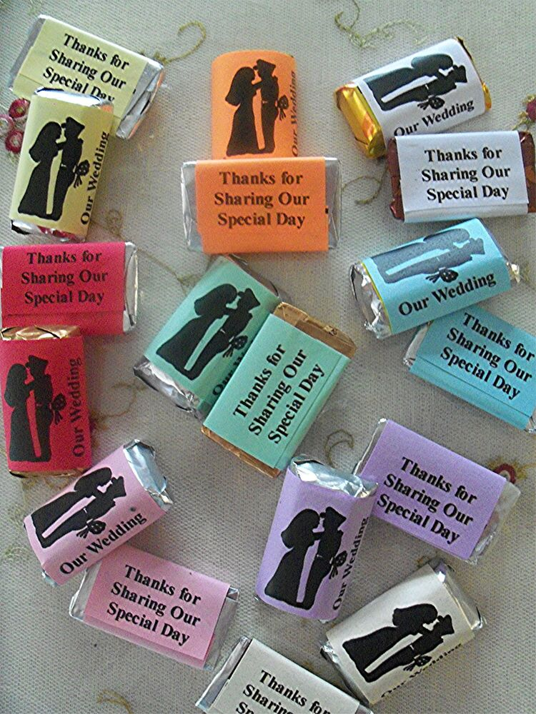 US MILITARY Wedding Favor Candy Wrapper US Navy Marines Army Air Force Police