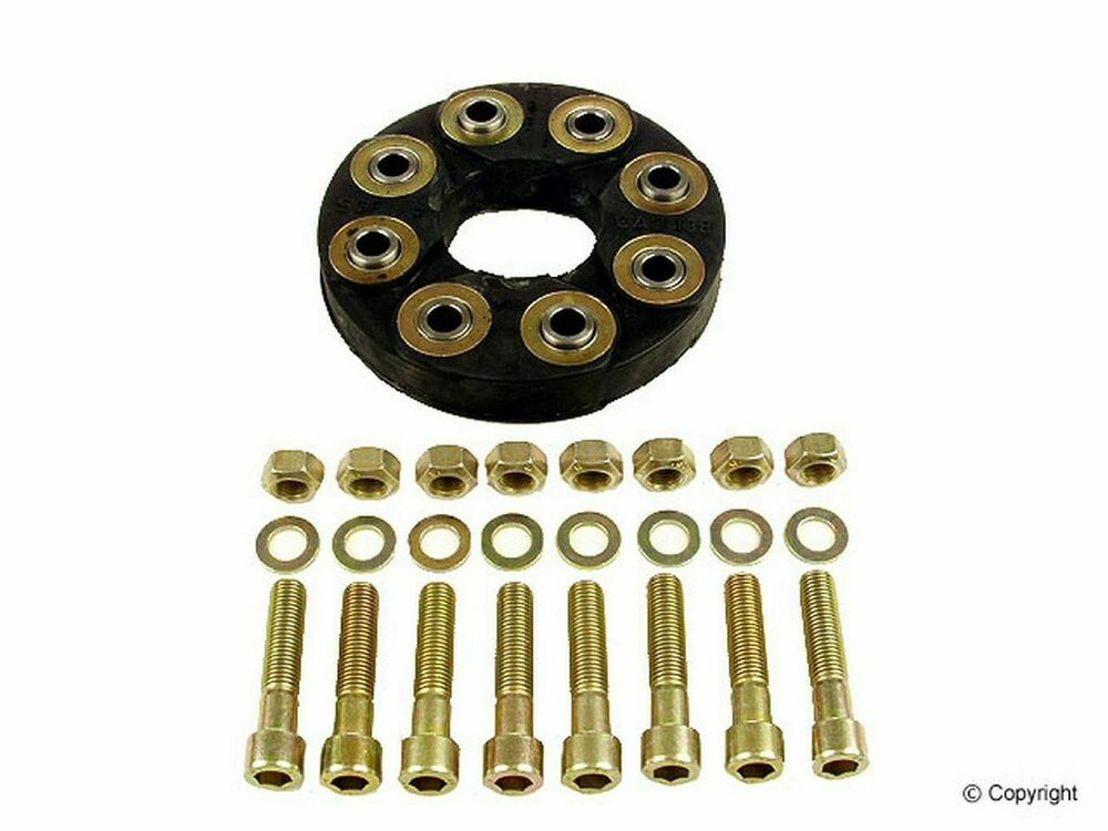 Oem drive shaft rear flex disc joint guibo kit for for Flex disk mercedes benz