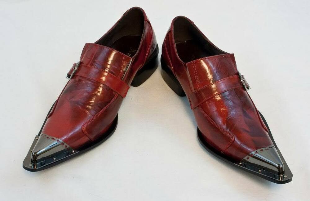 Dress Shoes With Metal Tips S