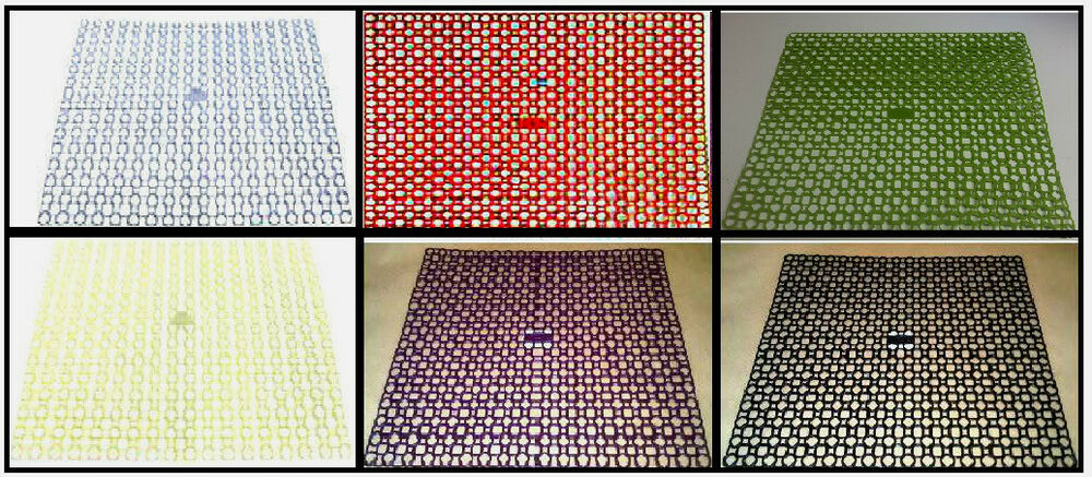 Plastic Draining Mat Sink Drainer Mat Available In Several