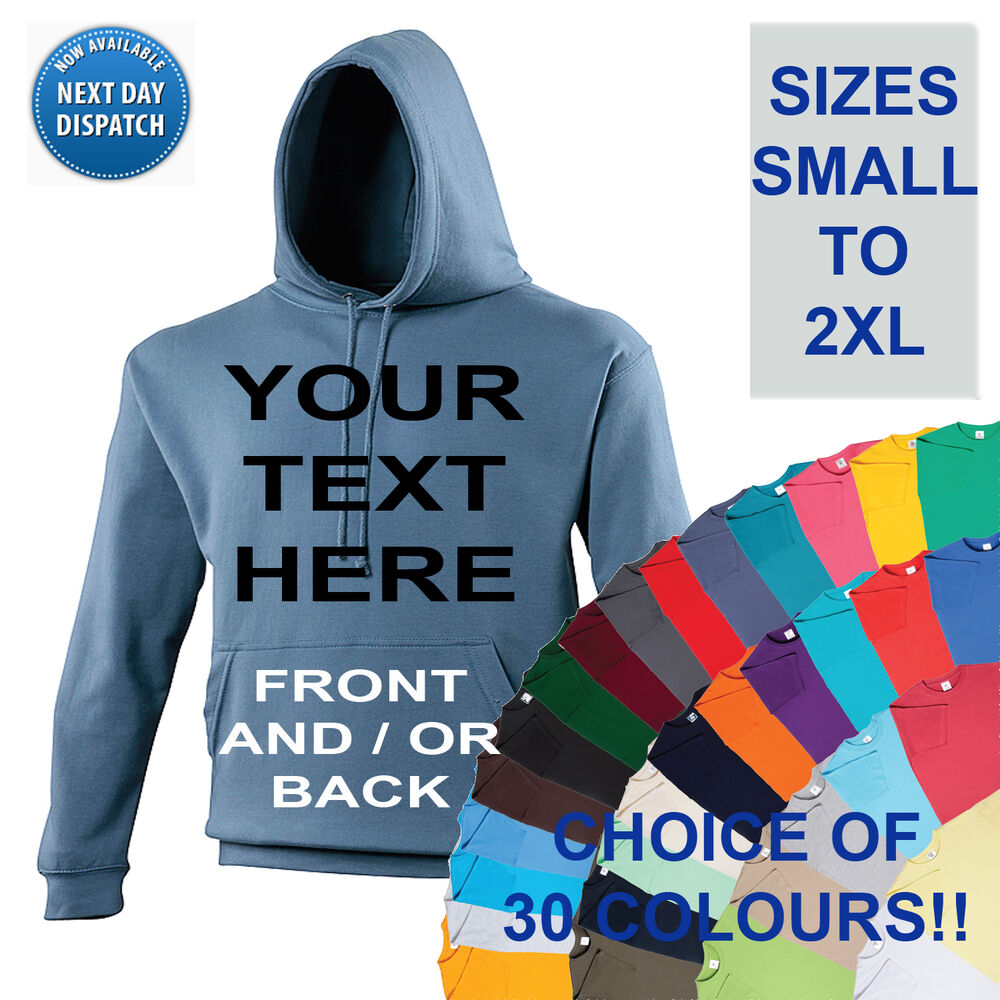 Customize your own hoodie online