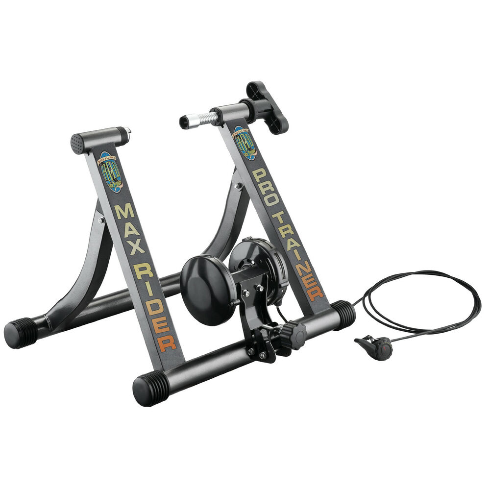 RAD Cycle Bike Trainer Indoor Bicycle Exercise Six Levels