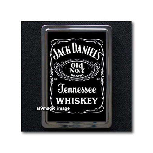 jack daniel 39 s old no 7 metal pen pencil case tin box ebay. Black Bedroom Furniture Sets. Home Design Ideas