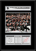 2012 NHL Stanley Cup Final Champions Frame - Los Angeles Kings