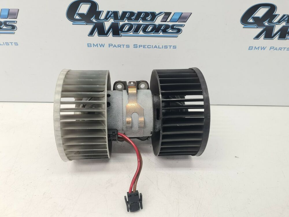 Bmw E46 3 Series Heater Blower Motor 98 05 Saloon Coupe