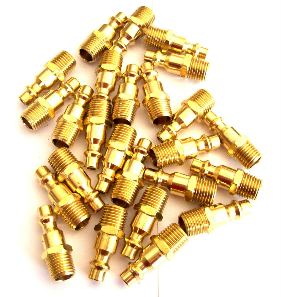 Goliath industrial solid brass air fittings quot npt